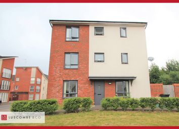 Thumbnail 3 bedroom town house to rent in Alicia Crescent, Newport