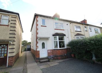 Thumbnail 3 bed terraced house for sale in Bulkington Road, Bedworth