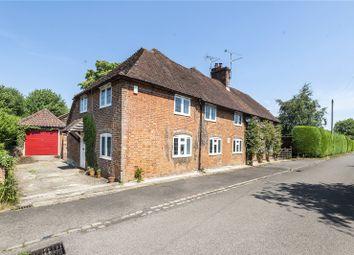 Mill Court Cottages, Upper Froyle, Alton, Hampshire GU34. 4 bed semi-detached house for sale