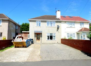 Thumbnail 3 bed semi-detached house for sale in Norman Cresent, Heston