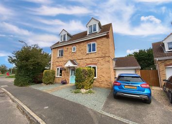 Mercia Drive, Ancaster, Grantham NG32. 4 bed detached house