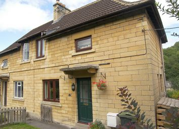 Thumbnail 2 bed semi-detached house for sale in The Ley, Box, Corsham