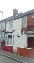 Thumbnail 3 bedroom terraced house to rent in Nelson Road, Dudley