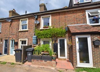 Thumbnail 2 bed terraced house for sale in Albert Road, Uckfield
