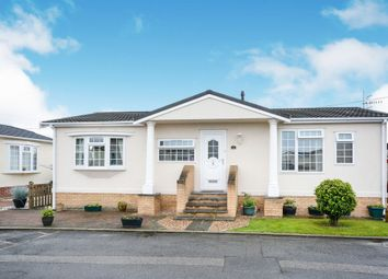 Thumbnail 2 bed mobile/park home for sale in Riverdale Park, Bent Lane, Staveley, Chesterfield