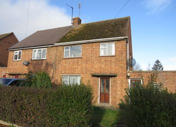Thumbnail 3 bed semi-detached house for sale in Holland Road, Stamford