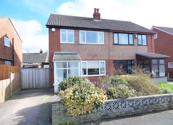 Thumbnail 3 bed semi-detached house for sale in Chestnut Avenue, Euxton