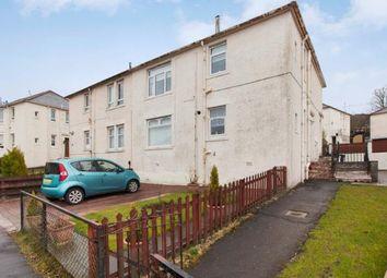 Thumbnail 2 bed flat for sale in Bannockburn Street, Greenock, Inverclyde