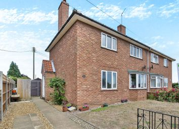 Thumbnail 3 bed semi-detached house for sale in Cator Road, Drayton, Norwich