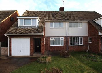 Thumbnail 3 bed semi-detached house for sale in Cheriton Avenue, Adwick-Le-Street, Doncaster