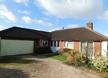 Thumbnail 3 bed detached bungalow for sale in Crewkerne Road, Axminster