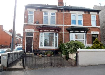 Thumbnail 2 bed semi-detached house for sale in Sherwood Road, Worksop