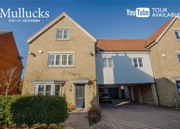 Thumbnail 5 bed link-detached house for sale in Wilkes Way, Flitch Green, Dunmow, Essex