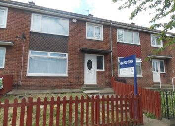 Thumbnail 3 bedroom terraced house to rent in Charlbury Road, Pallister Park, Middlesbrough
