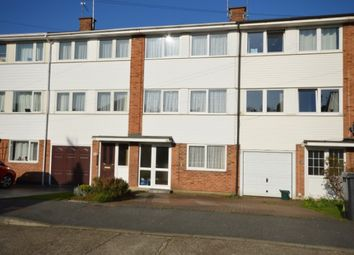 Thumbnail 3 bed town house to rent in Mews Court, Chelmsford