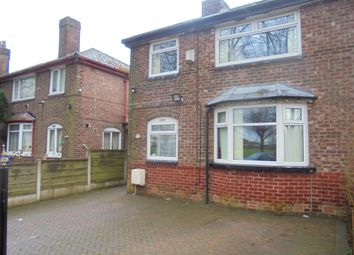 Thumbnail 3 bed semi-detached house for sale in Errwood Road, Manchester