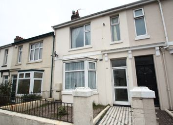 Thumbnail 2 bed flat to rent in Pennycross Park Road, Plymouth