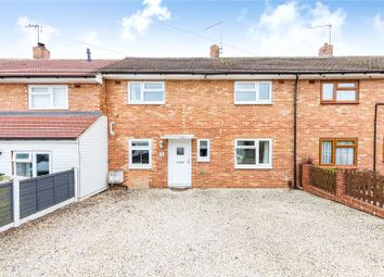 Thumbnail 2 bed terraced house for sale in Beamish Close, North Weald, Epping, Essex