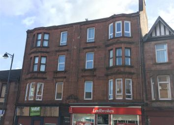 Thumbnail 1 bed flat for sale in Main Street, Uddingston, Glasgow