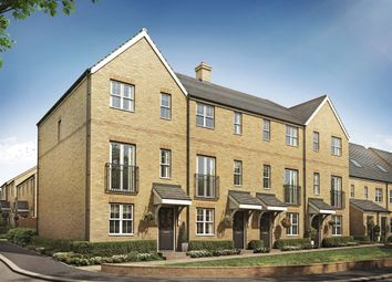 "Thumbnail 3 bed end terrace house for sale in ""The Greyfriars"" at Ware Road, Hertford"