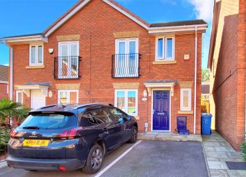 Kielder Way, Kingswood, Hull HU7. 3 bed semi-detached house
