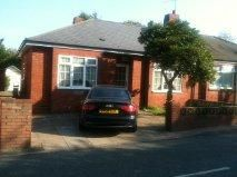 Thumbnail 1 bed bungalow to rent in Maelea, Oldbury