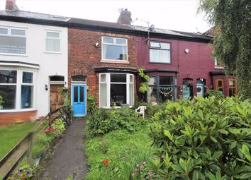 Thumbnail 2 bed terraced house for sale in Danforth Grove, Levenshulme, Manchester