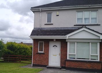 Thumbnail 3 bed semi-detached house for sale in 33 Kilnavara Heights, Cavan, Cavan