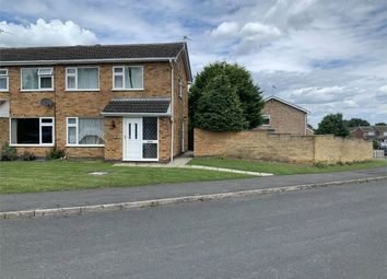 Thumbnail 3 bed semi-detached house to rent in Warwick Road, Broughton Astley, Leicester