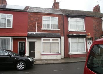 Thumbnail 2 bed terraced house for sale in Charles Street, Redcar TS10, Redcar,