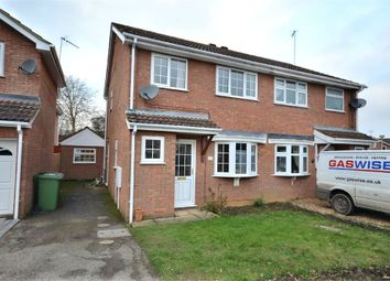 Thumbnail 3 bed semi-detached house for sale in Wimpole Drive, South Wootton, King's Lynn