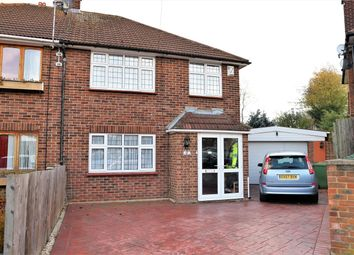 Thumbnail 3 bed semi-detached house for sale in Highbanks Close, Welling, Kent