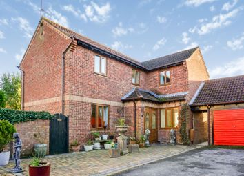 Thumbnail 4 bed detached house for sale in Walnut Road, Bottesford