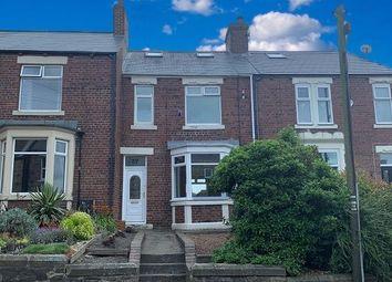 Thumbnail 4 bed terraced house for sale in Beech Grove Terrace South, Ryton, Crawcrook, Tyne & Wear