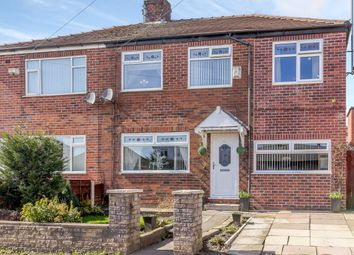 Thumbnail 4 bed semi-detached house for sale in Brassey Street, Manchester, Greater Manchester