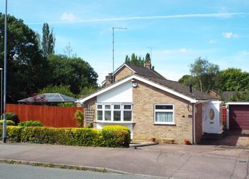 Thumbnail 2 bed detached bungalow for sale in Priory Road, Wollaston, Northamptonshire