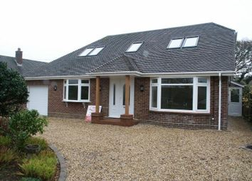 Thumbnail 3 bed property to rent in Barton Croft, Barton On Sea, New Milton