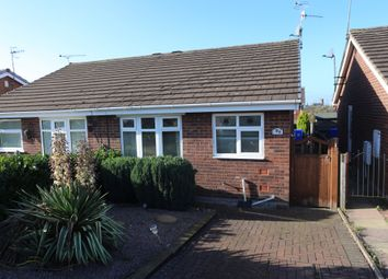 Thumbnail 1 bed bungalow to rent in Evesham Way, Meir Hay