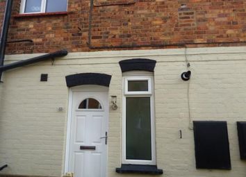 Thumbnail 1 bed maisonette for sale in Bright Crescent, Kettlebrook, Tamworth, Staffordshire