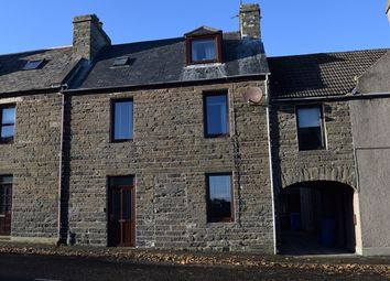 Thumbnail 3 bed end terrace house for sale in Lower Dunbar Street, Wick