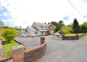 Thumbnail 3 bed detached house for sale in Felin Fach, Ponthenry, Llanelli