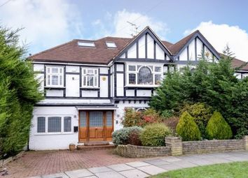 Thumbnail 5 bed semi-detached house for sale in Hampstead Garden Suburb, London N2,