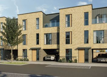 Thumbnail 5 bedroom town house for sale in Fen Street, Brooklands, Milton Keynes
