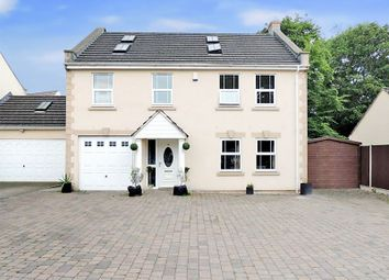 Thumbnail 6 bed detached house for sale in Bath Road, Bridgeyate, Bristol