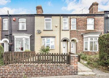 Thumbnail 3 bed terraced house for sale in West Street, Worsbrough, Barnsley