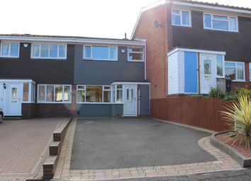 Thumbnail 3 bed terraced house to rent in Dogkennel Lane, Halesowen