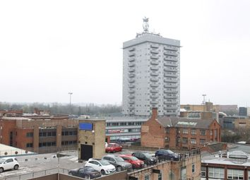 Thumbnail 3 bed flat to rent in Navigation Street, Leicester