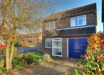 Thumbnail 3 bed detached house for sale in Central Crescent, Norwich