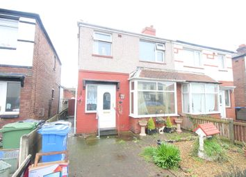 Thumbnail 3 bed semi-detached house for sale in Devonshire Avenue, Thornton-Cleveleys