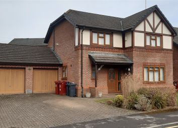 Thumbnail 4 bed detached house for sale in Abbey Way, Barrow-In-Furness